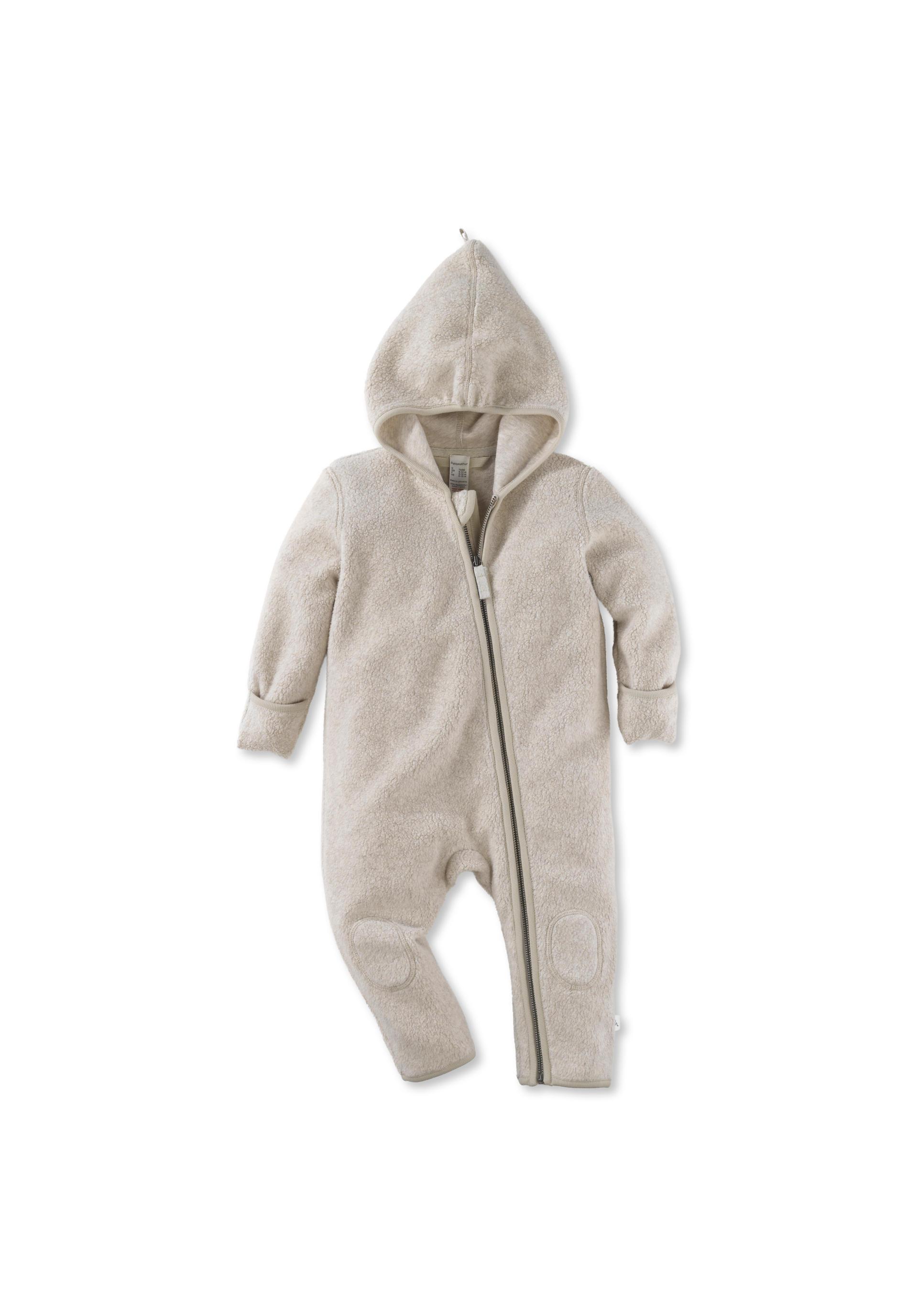 57500846aacd8a Fleece Overall aus reiner Bio-Baumwolle - hessnatur Deutschland