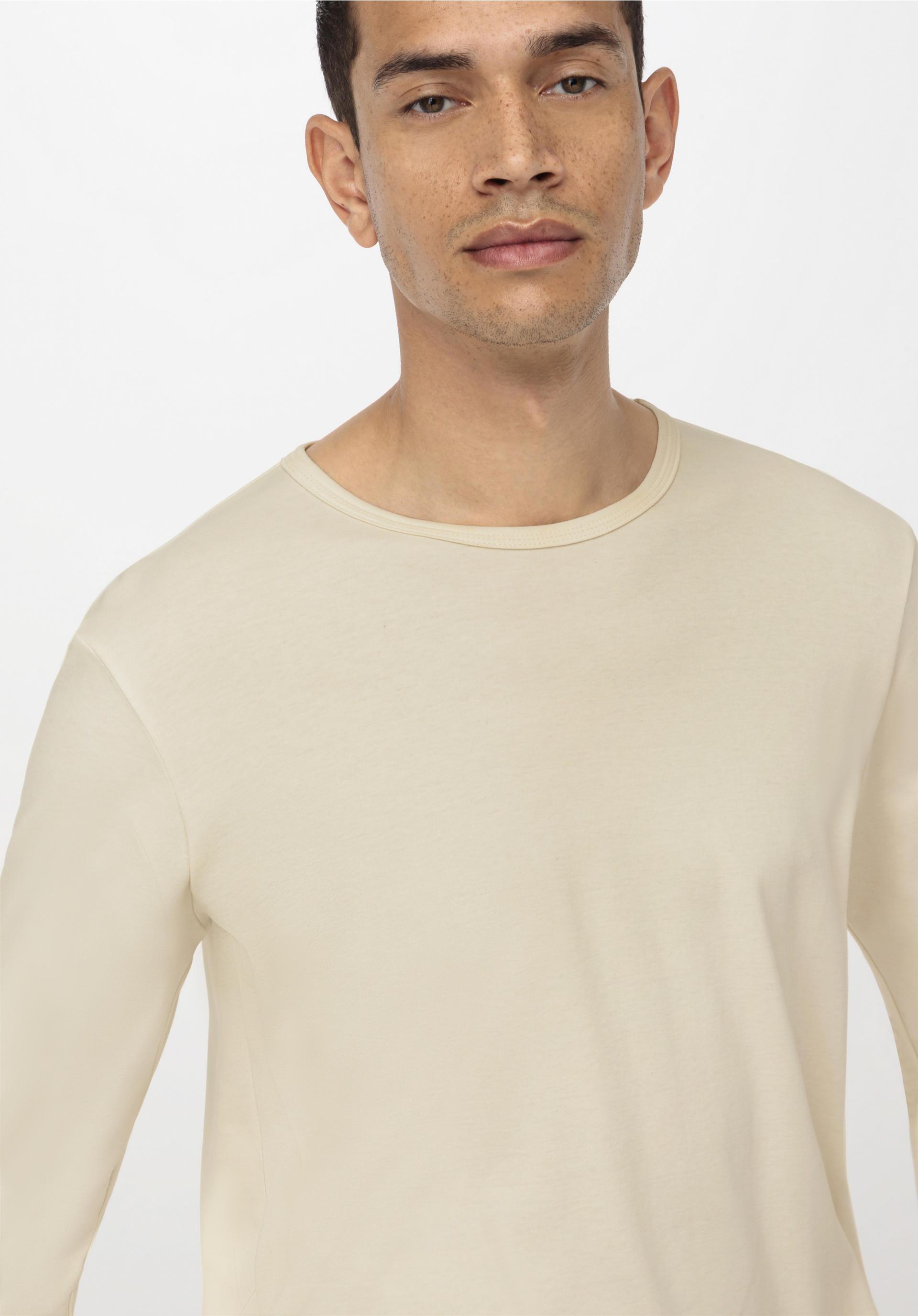 huge selection of fd7b7 33eb4 Herren Pyjama PureNATURE aus reiner Bio-Baumwolle von hessnatur