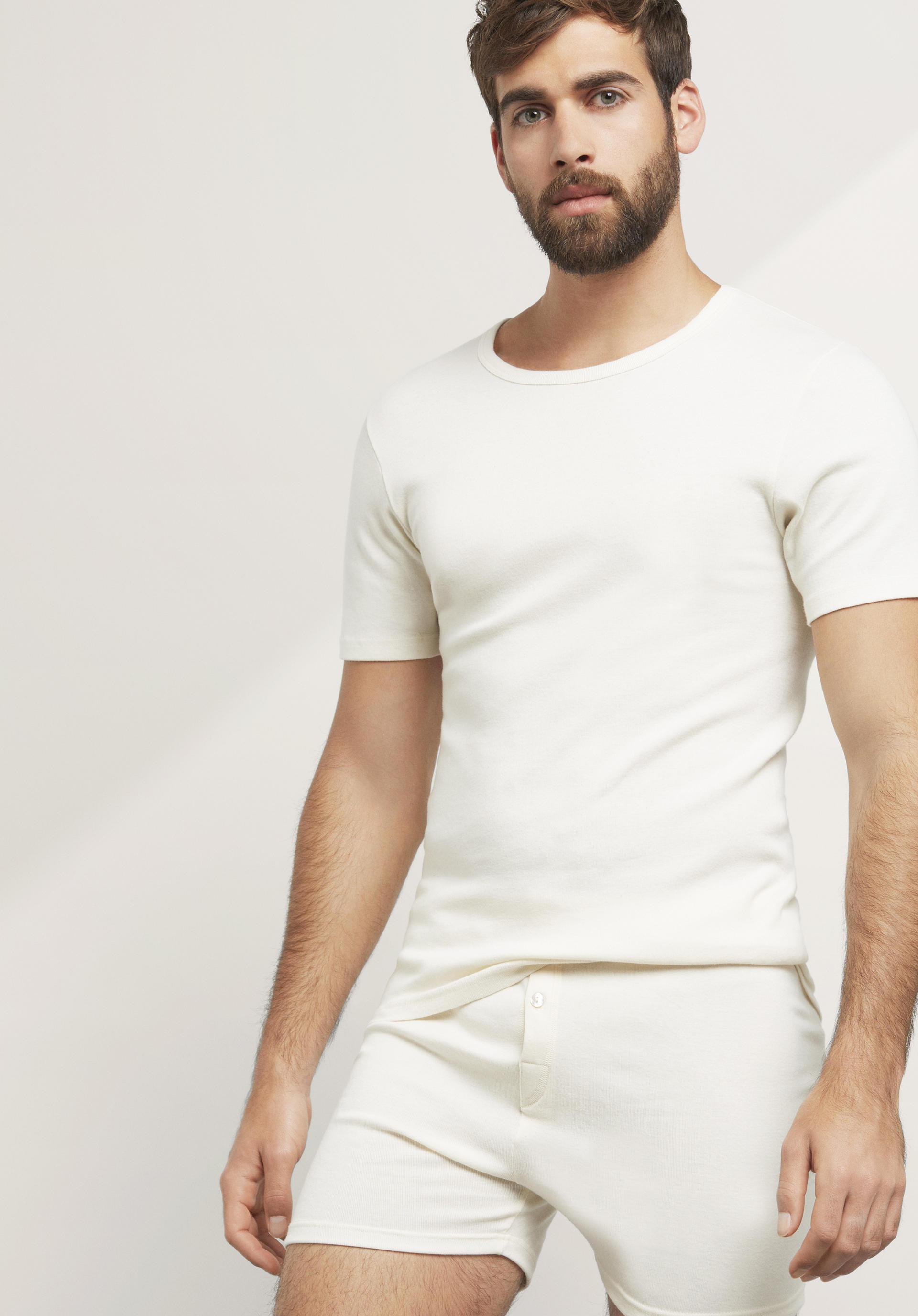 46c635914dd3e7 Herren T-Shirt PureNATURE aus reiner Bio-Baumwolle - hessnatur ...