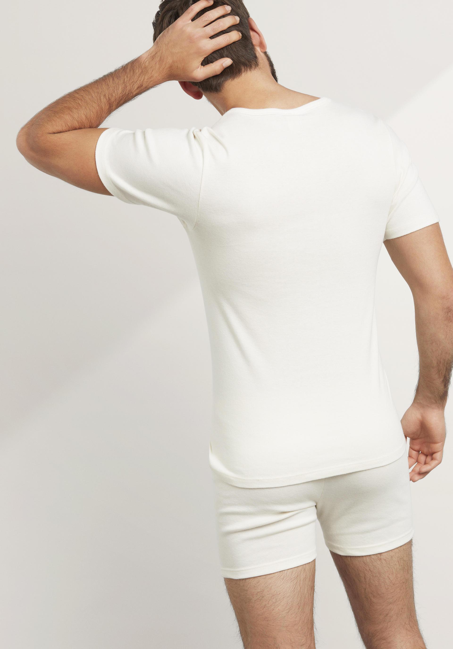 Herren T-Shirt PureNATURE aus reiner Bio-Baumwolle von hessnatur