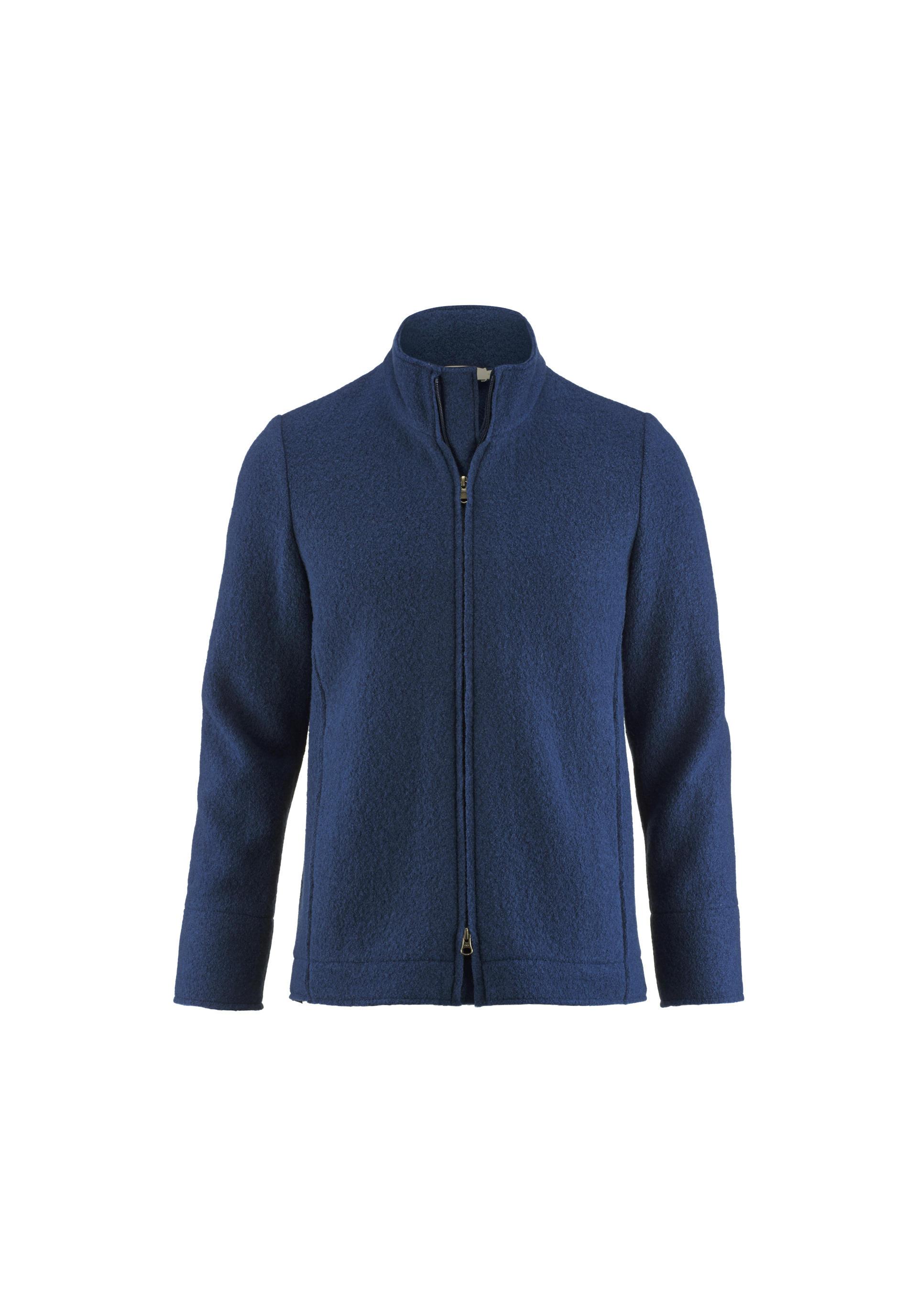 am besten bewertet neuesten Auschecken gut kaufen Herren Walk-Jacke aus reiner Schurwolle von hessnatur