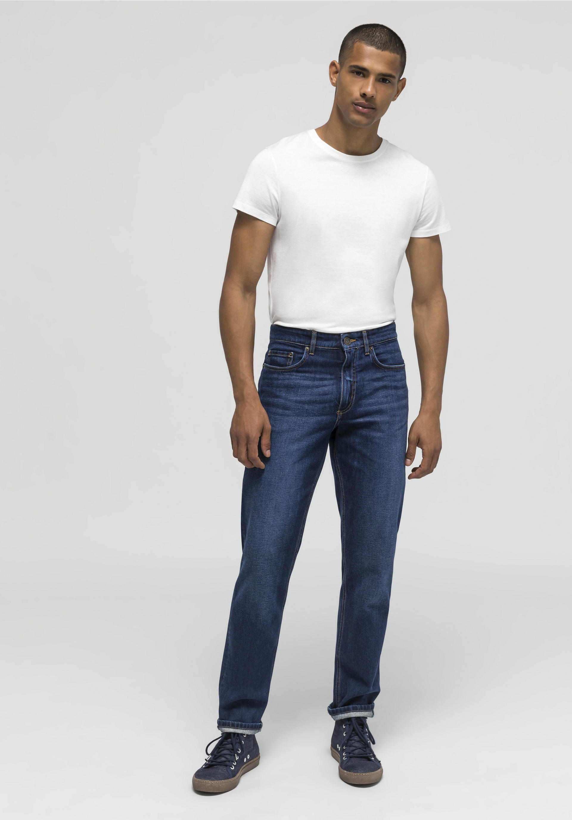 Herren Tapered Fit Jeans Bio Öko Fair! hessnatur