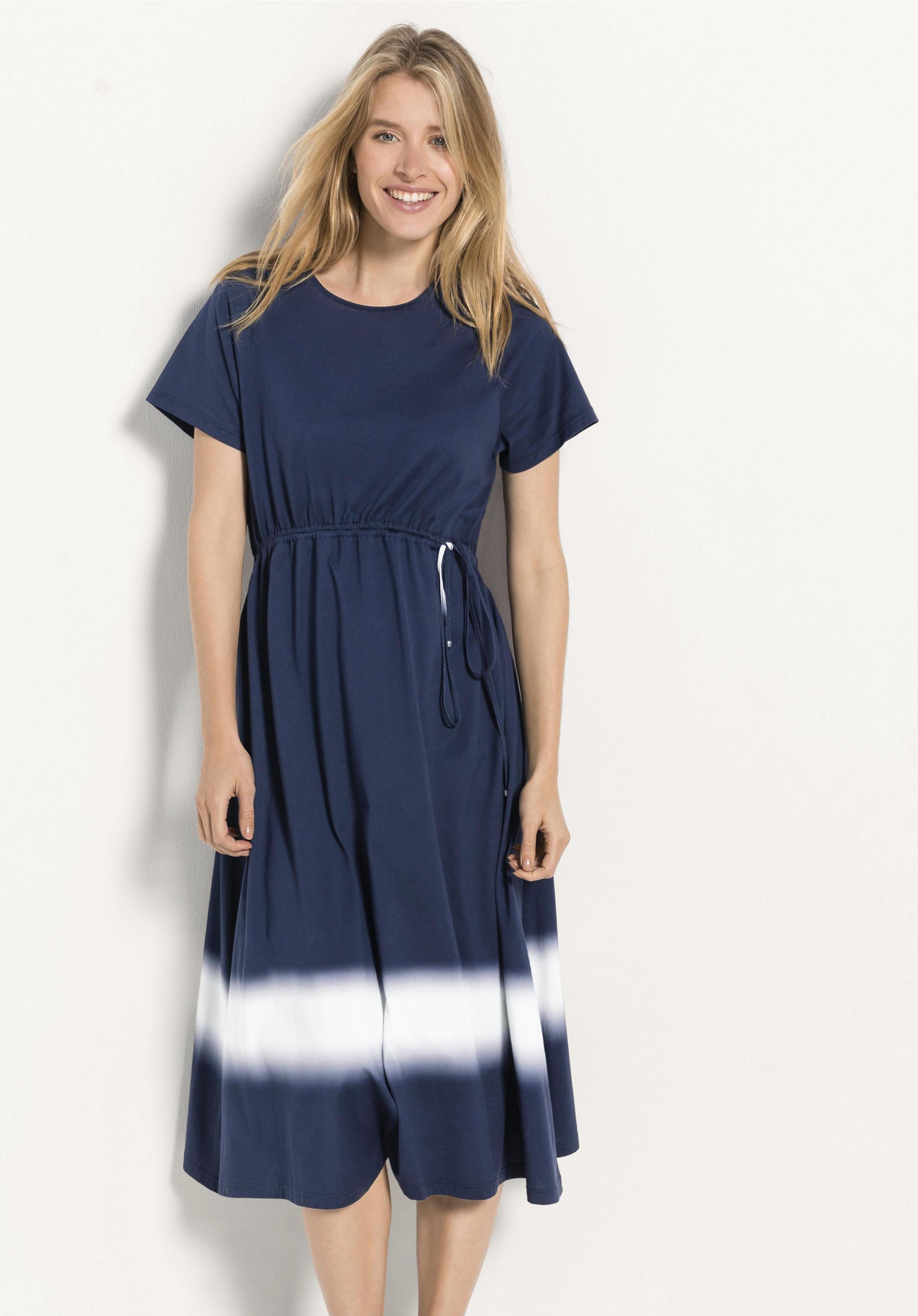 Jersey-Kleid aus reiner Bio-Baumwolle - hessnatur Deutschland