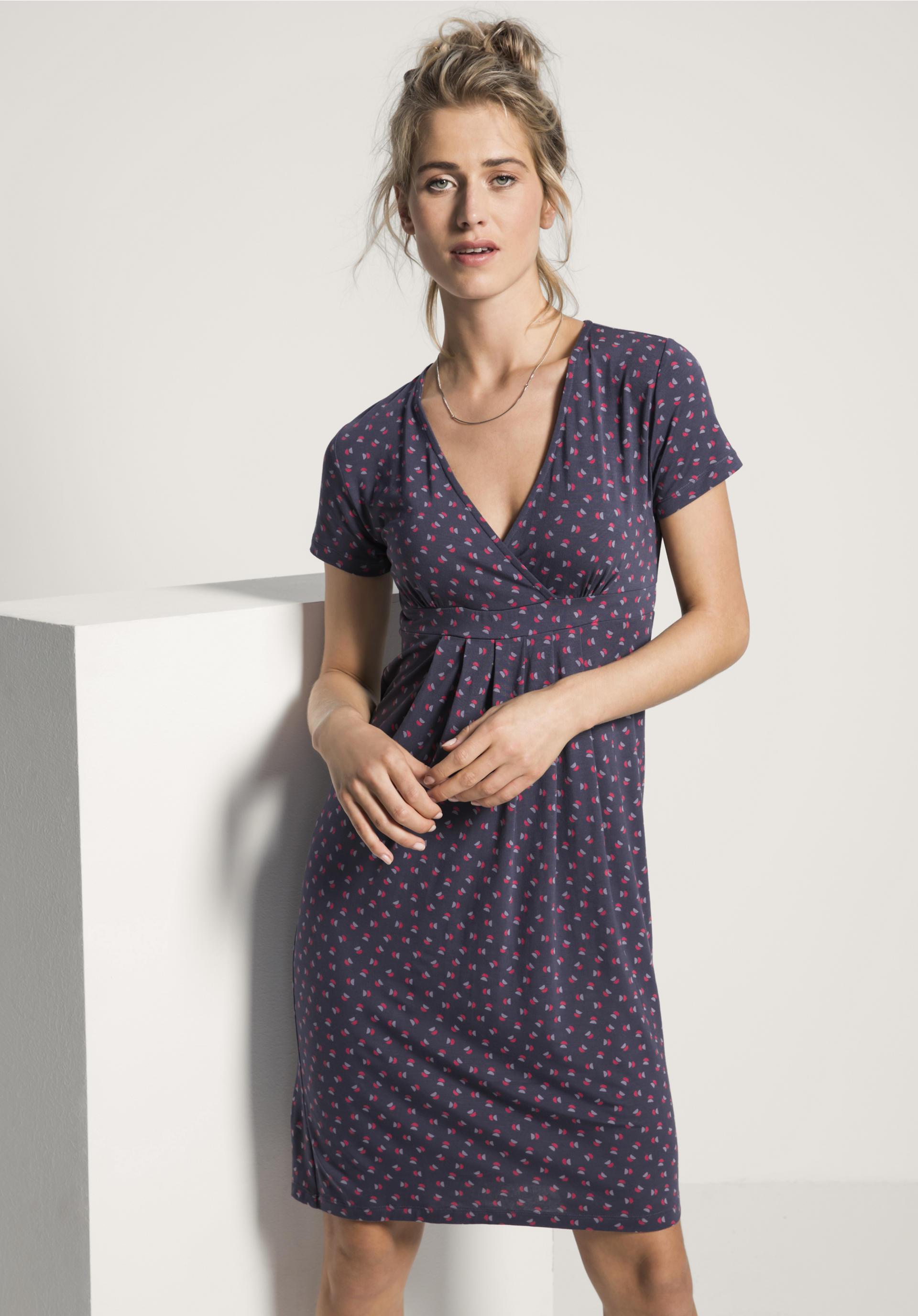 Kleid aus Modal von hessnatur