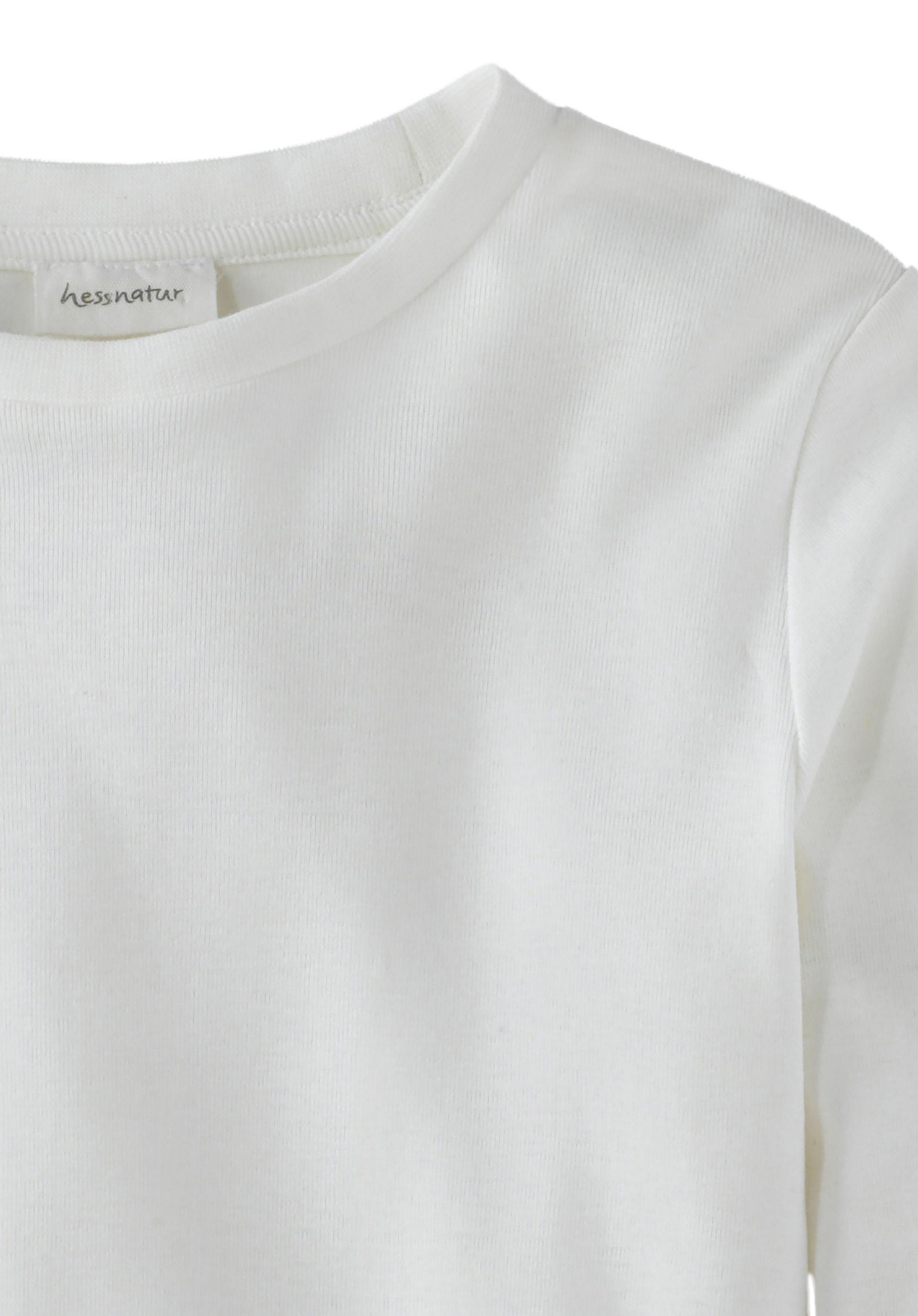 c4136c91934c63 Langarmshirt aus reiner Bio-Baumwolle - hessnatur Deutschland