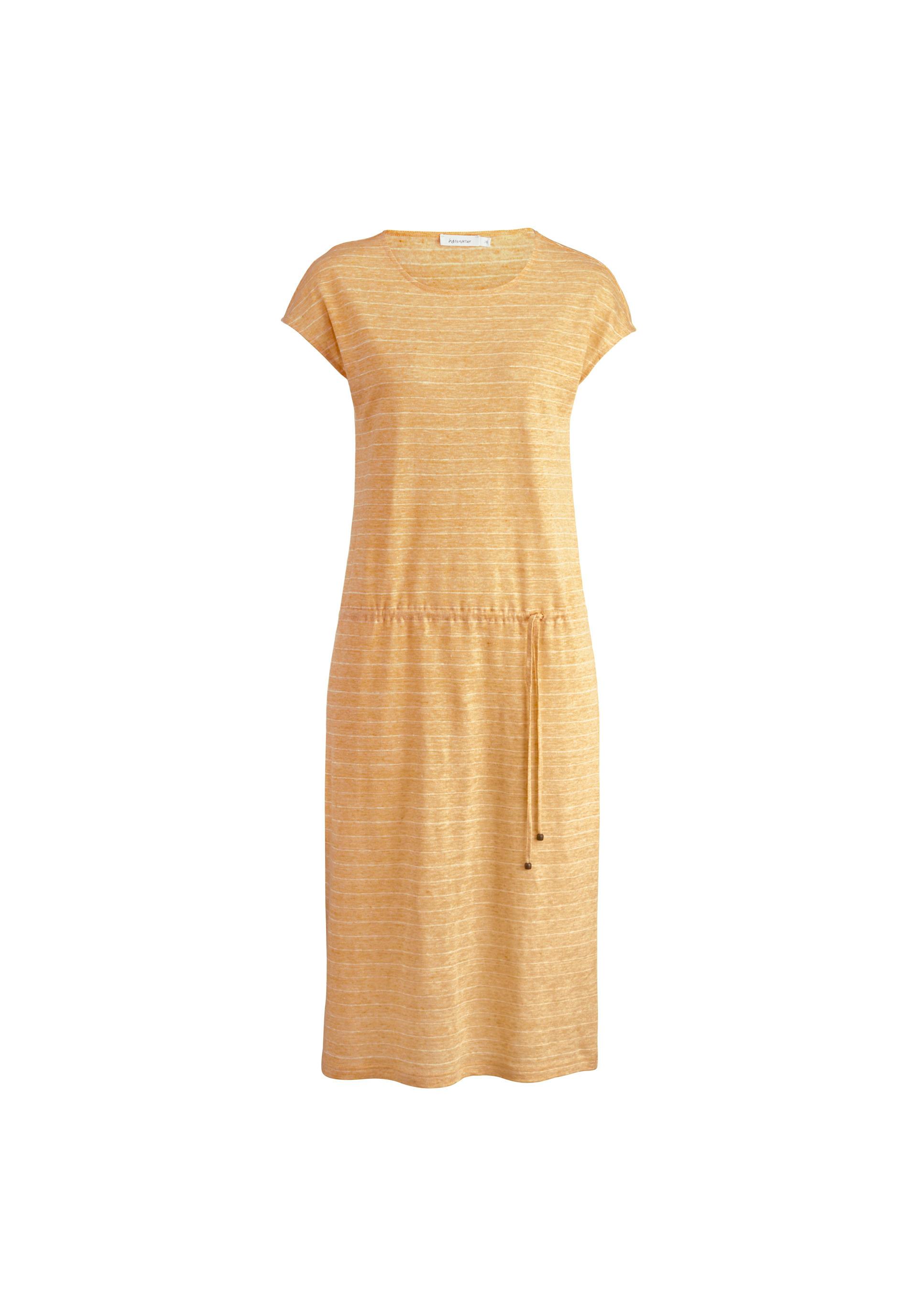 leinen-kleid von hessnatur