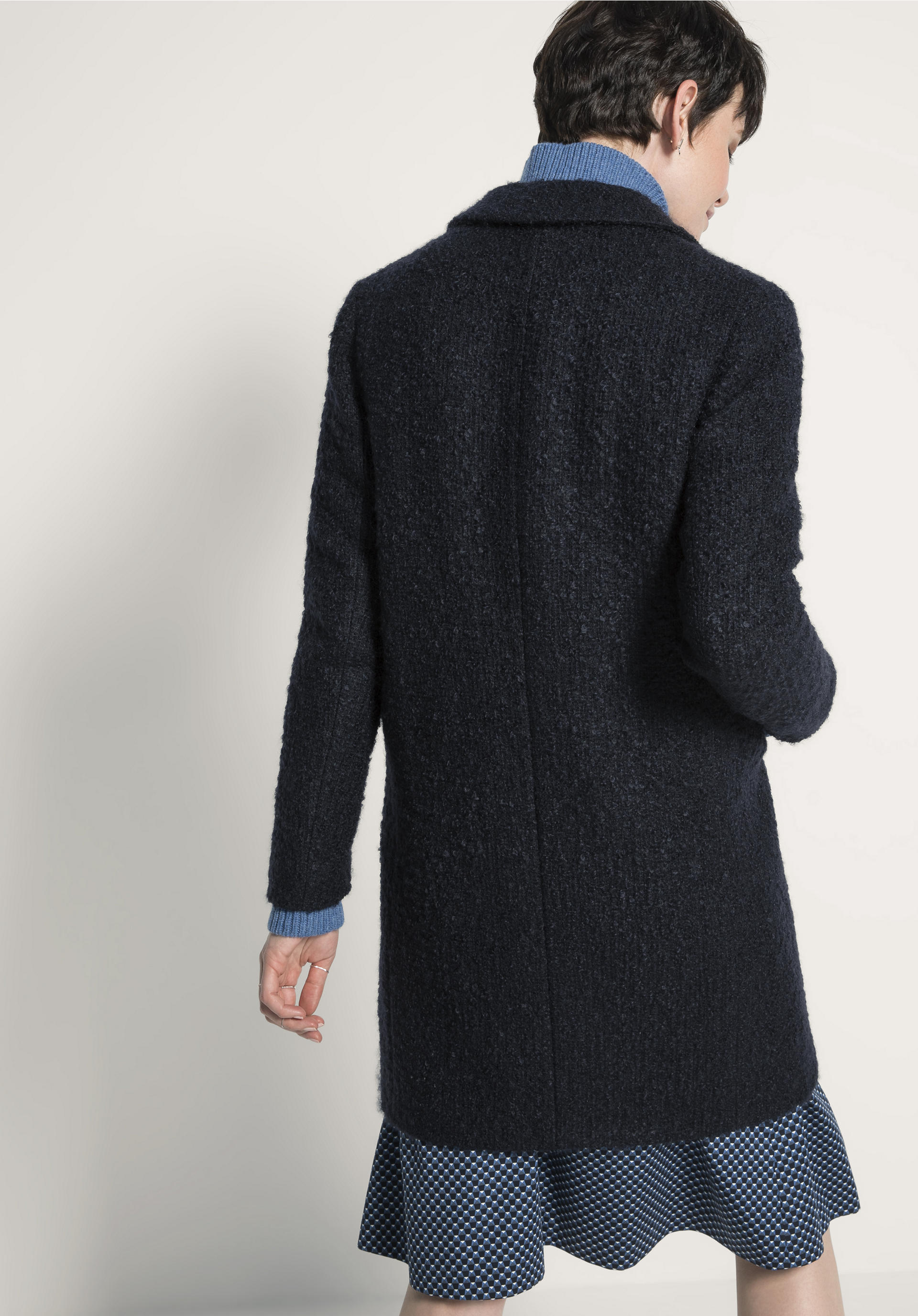 Mohair mantel pflegen