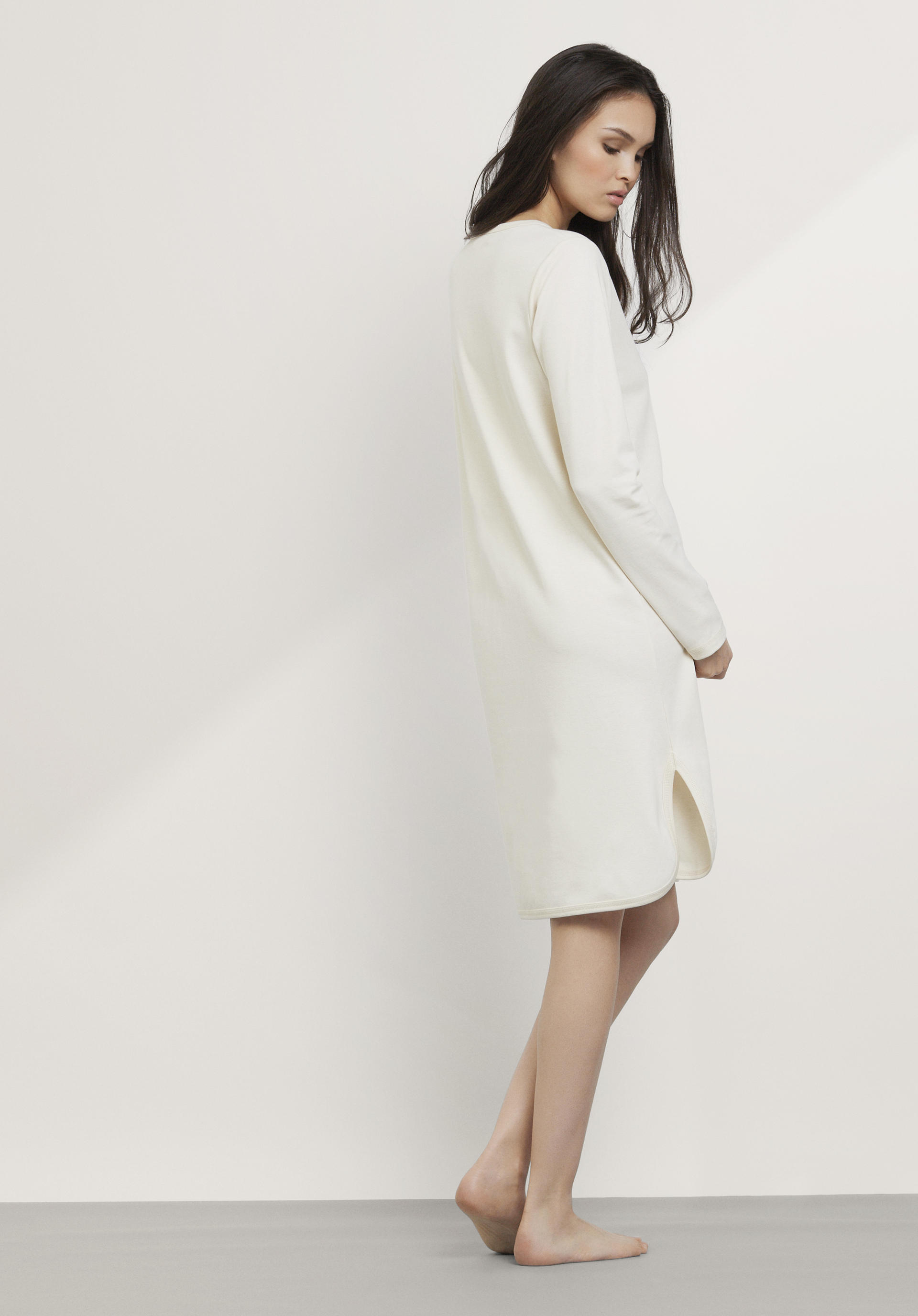 check out 628a4 eb752 Nachthemd PureNATURE aus reiner Bio-Baumwolle von hessnatur