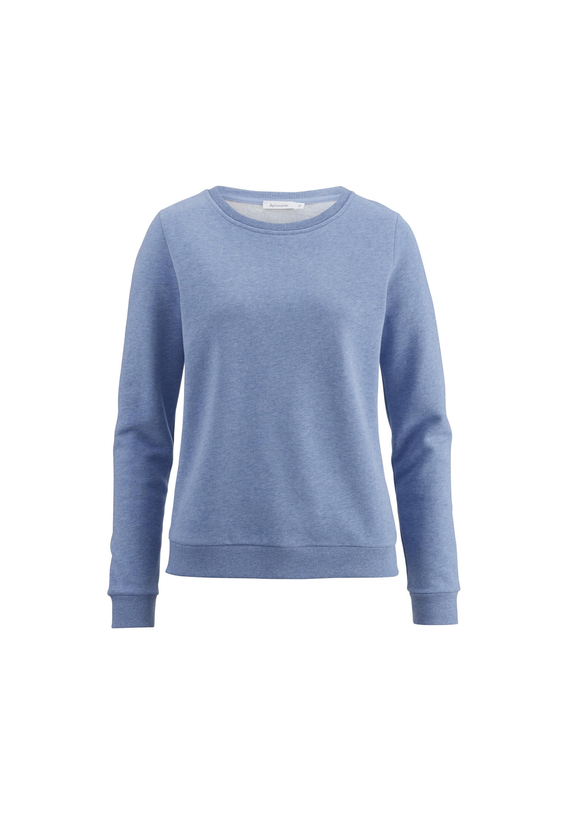 aedf68333e1872 Sweatshirt aus reiner Bio-Baumwolle - hessnatur Deutschland