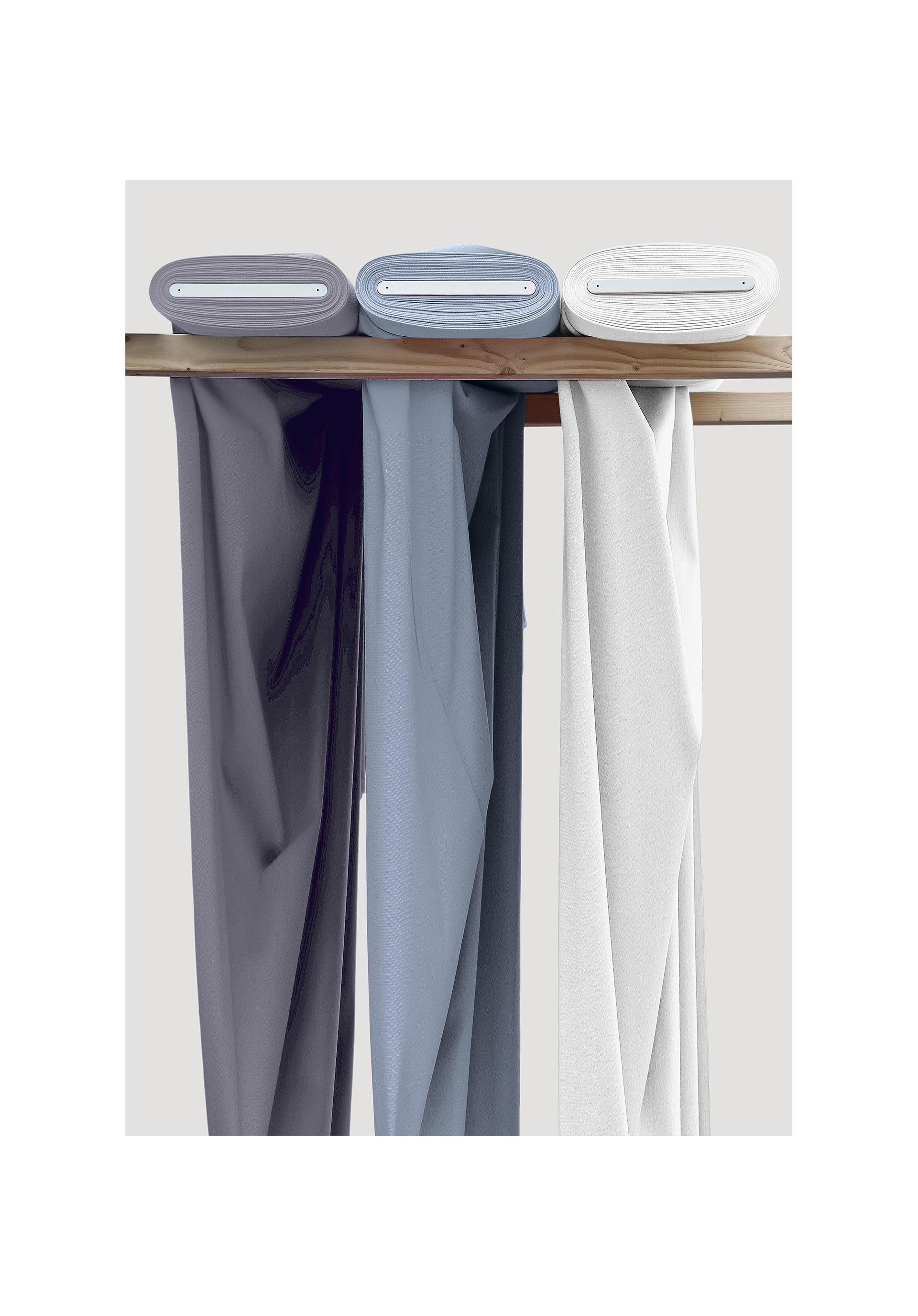 vorhangstoff meterware neveres aus reiner bio baumwolle. Black Bedroom Furniture Sets. Home Design Ideas
