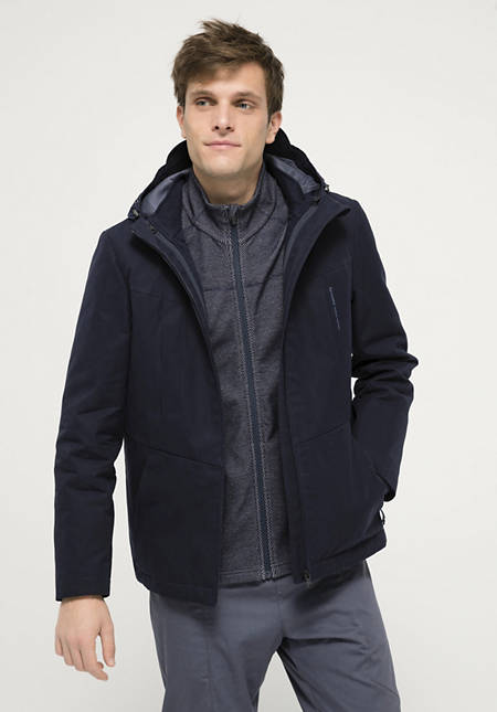 3-in-1 jacket Nature Shell