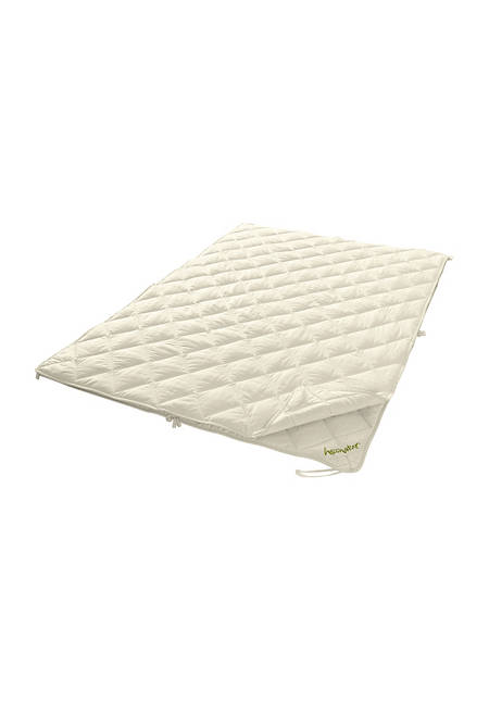 4-Jahreszeiten-Bettdecke Bio-Baumwolle