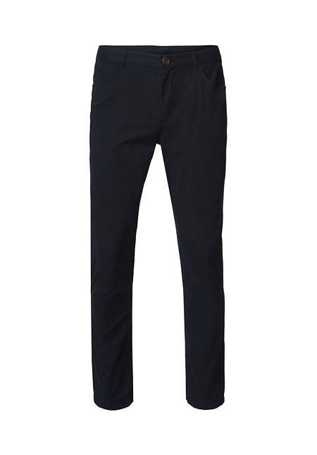 5 Pocket Hose aus reiner Bio-Baumwolle