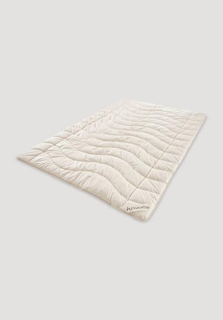 All year round kapok blanket with organic cotton