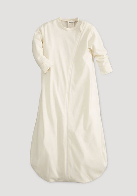 Baby Schlafsack aus reiner Bio-Baumwolle
