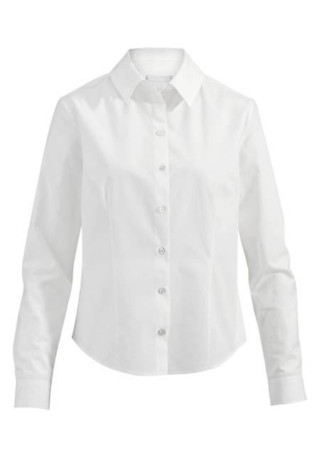 Basic-Bluse aus reiner Bio-Baumwolle