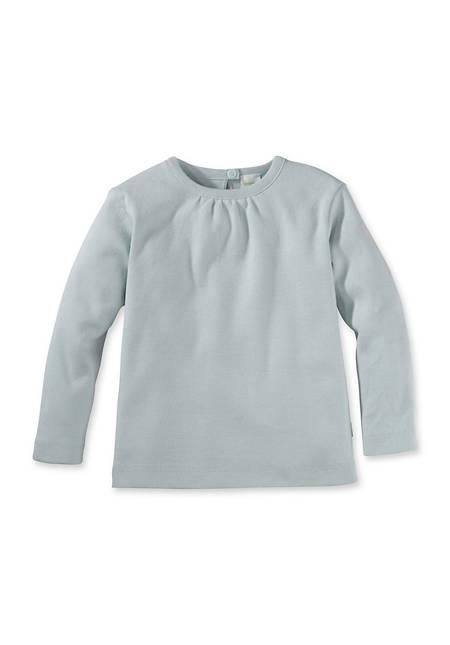 Basic Shirt Mädchen aus reiner Bio-Baumwolle