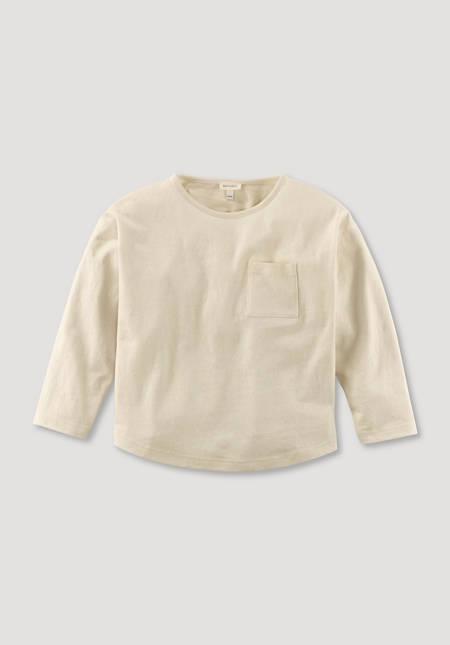 BetteRecycling shirt made of pure organic cotton