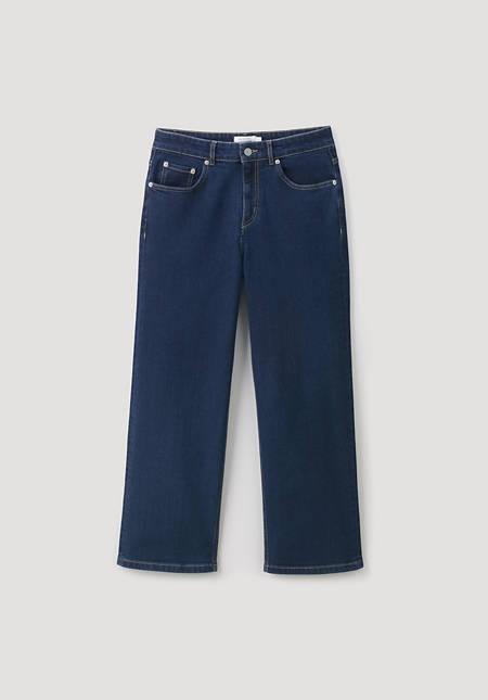 Betterecycling Jeans Barrel Leg made from organic denim