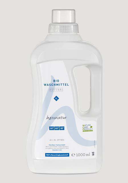 Bio-Waschmittel für Baumwolle, Leinen und Hanf