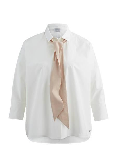 Bluse aus reiner Bio-Baumwolle