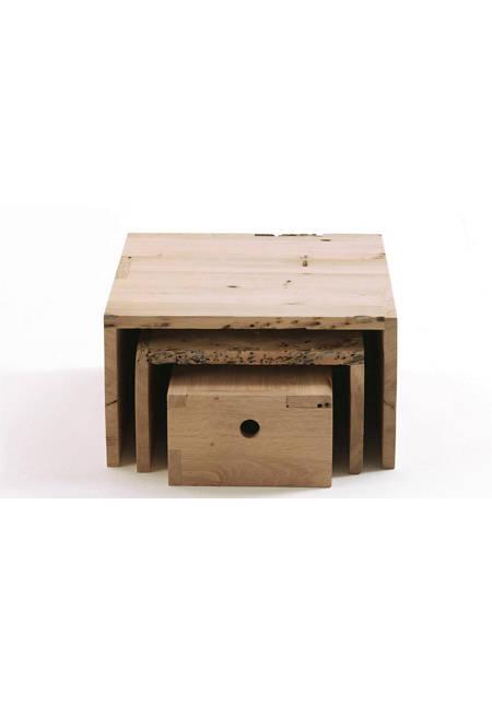 Bric-A-Brac Beistelltisch aus Briccole-Holz