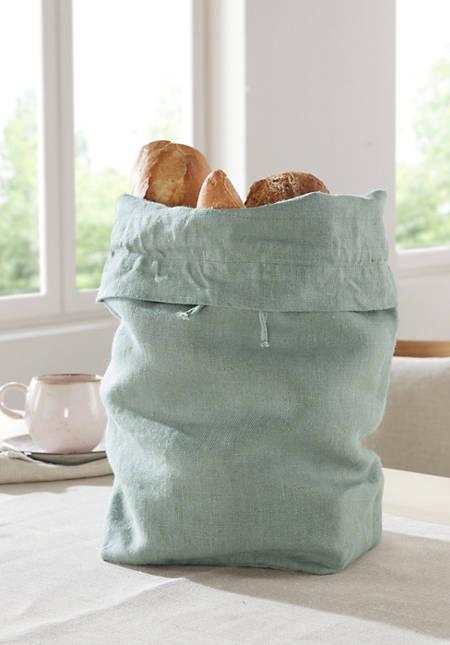 Brotbeutel aus reinem Leinen