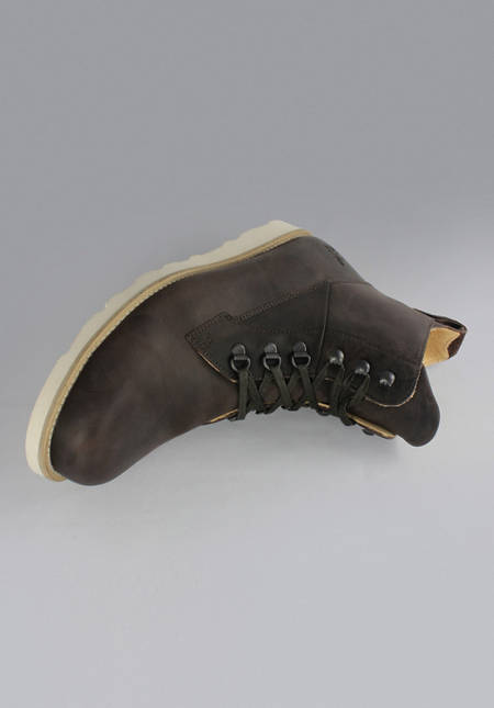 Cedar Boot / Brown Leather
