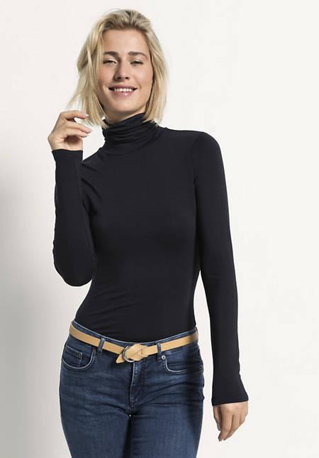 Damen Bindegürtel aus Leder