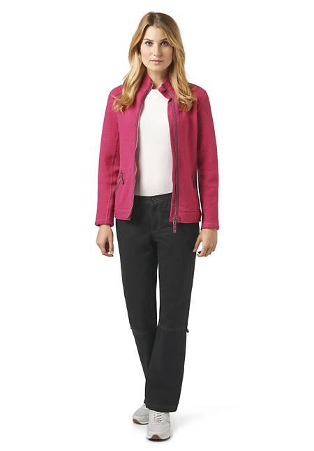 Damen Cargo-Hose aus reiner Bio-Baumwolle