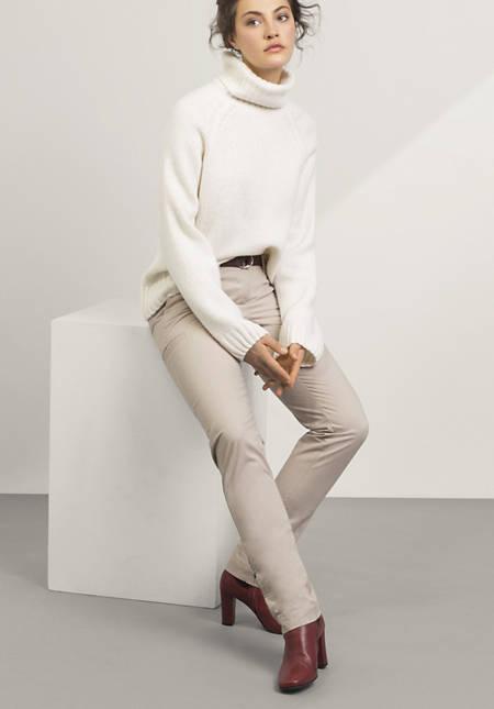 Damen Cargohose aus reiner Bio-Baumwolle