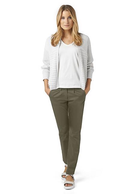 Damen Chino Comfort Fit aus Bio-Baumwolle