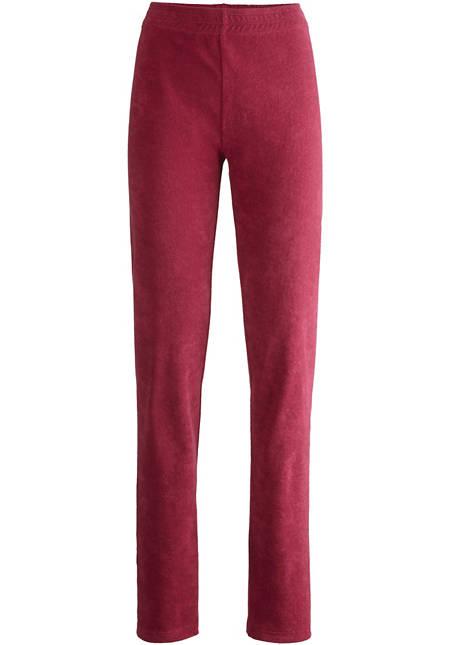 Damen Frottee-Hose aus reiner Bio-Baumwolle