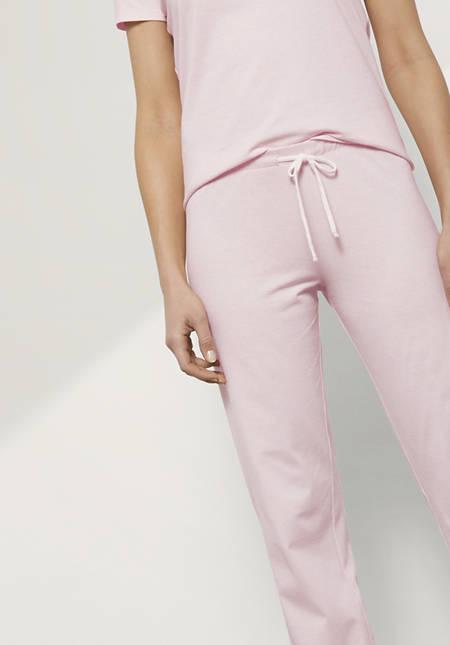 Damen Hose aus reiner Bio-Baumwolle