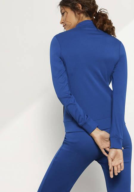 Damen Jacke aus Bio-Baumwolle und Modal