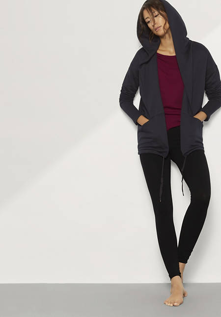 Damen Jacke aus Modal mit Bio-Baumwolle