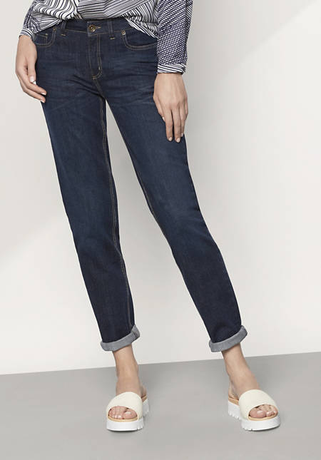 Damen Jeans Regular Fit aus Bio-Denim