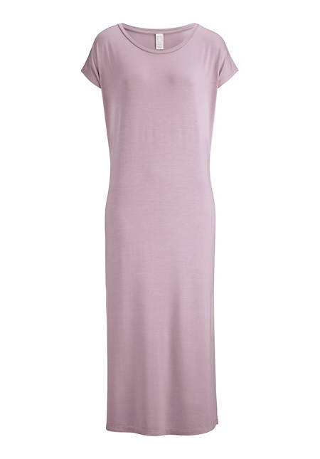 Damen Kurzarm-Nachthemd aus TENCEL™ Modal