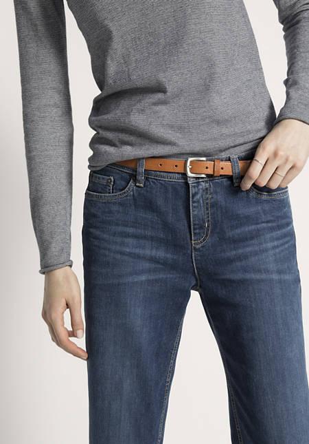 Damen Leder-Gürtel