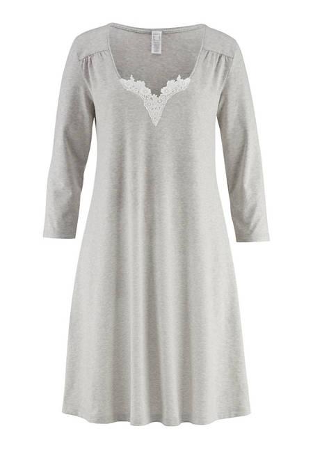 Damen Nachthemd aus Bio-Baumwolle