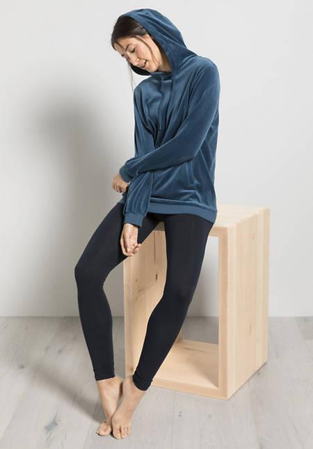 Damen Nicki-Hoodie aus reiner Bio-Baumwolle