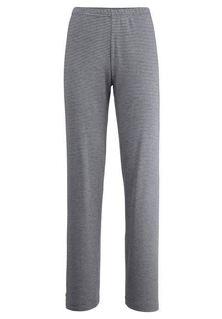 Damen Pyjamahose PureMIX aus Bio-Merinowolle und Seide