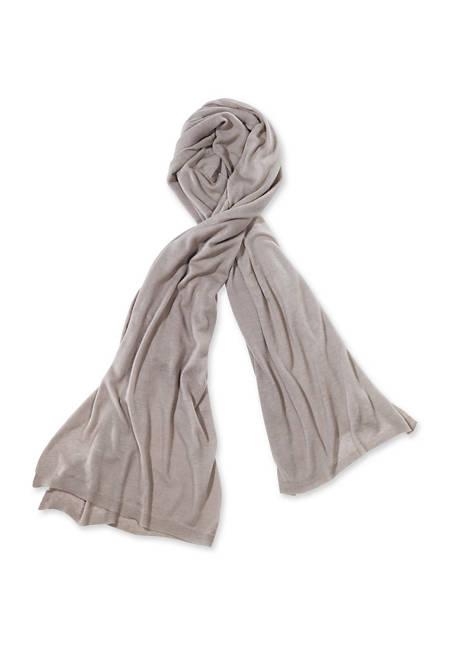 Damen Schal aus Schurwolle mit Kaschmir