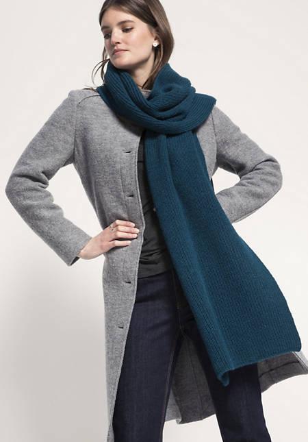 Damen Schal aus reinem Alpaka