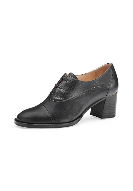 Damen Schnürschuh aus Leder