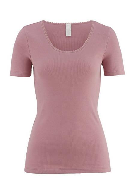 Damen Shirt aus Bio-Baumwolle