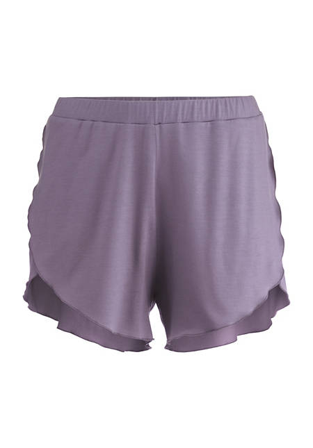 Damen Shorts aus Modal