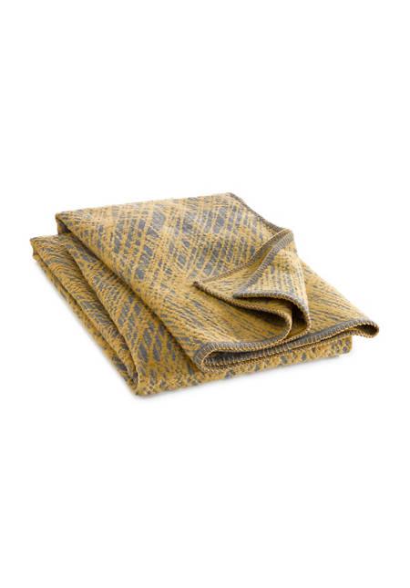 Decke Dolomiti aus reiner Bio-Baumwolle