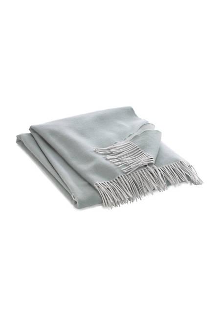 Decke Nuvola aus reiner Merinowolle