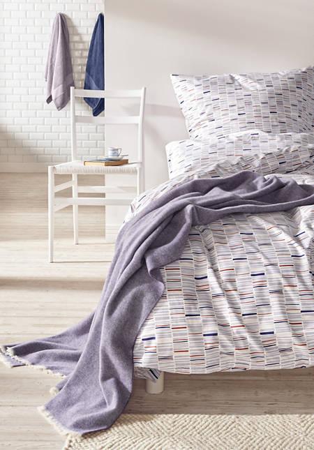 Decke Römö aus reiner Schurwolle